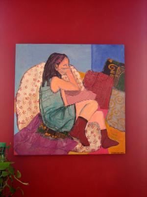 Un cuadro de Franzi Roses